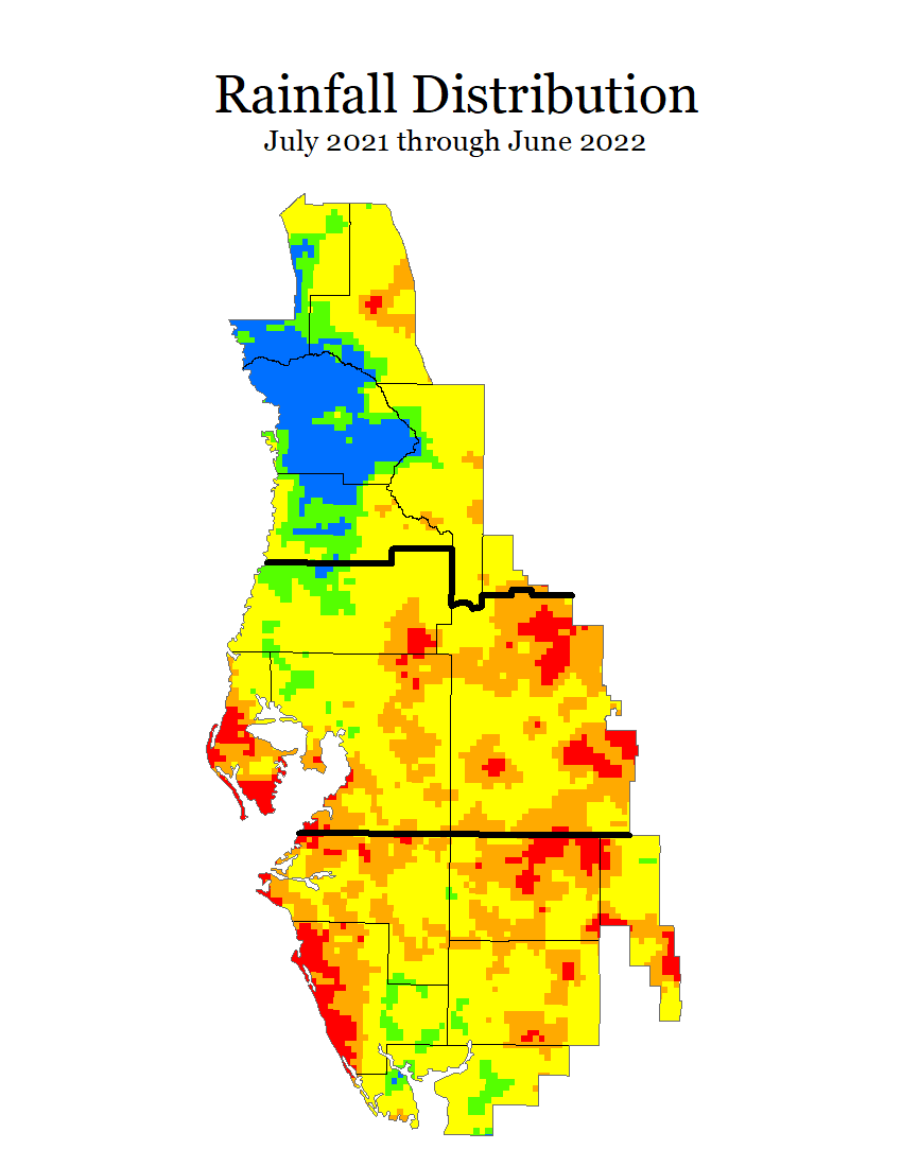 Rainfall 1-Year