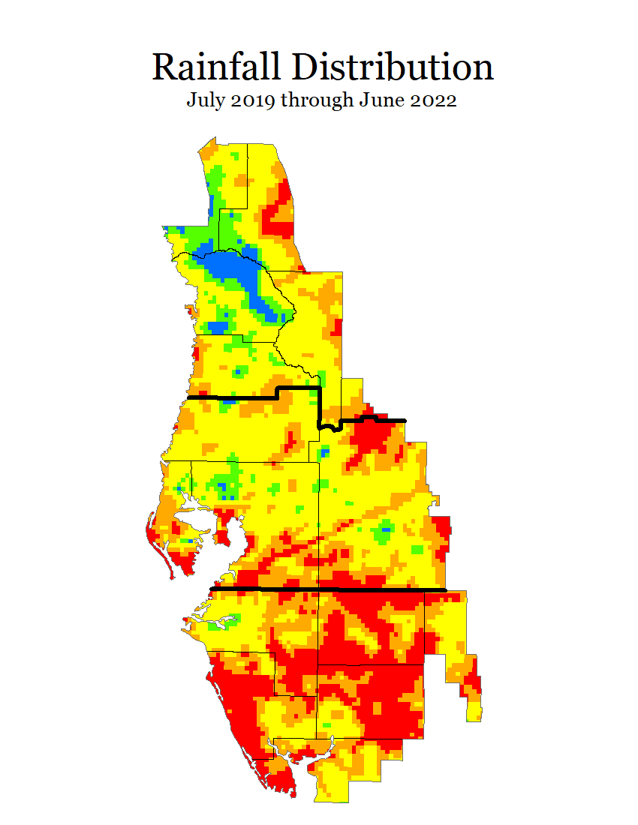 Rainfall 3-Year