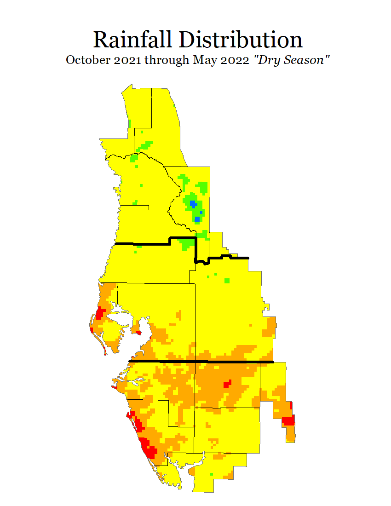 Seasonal Rainfall