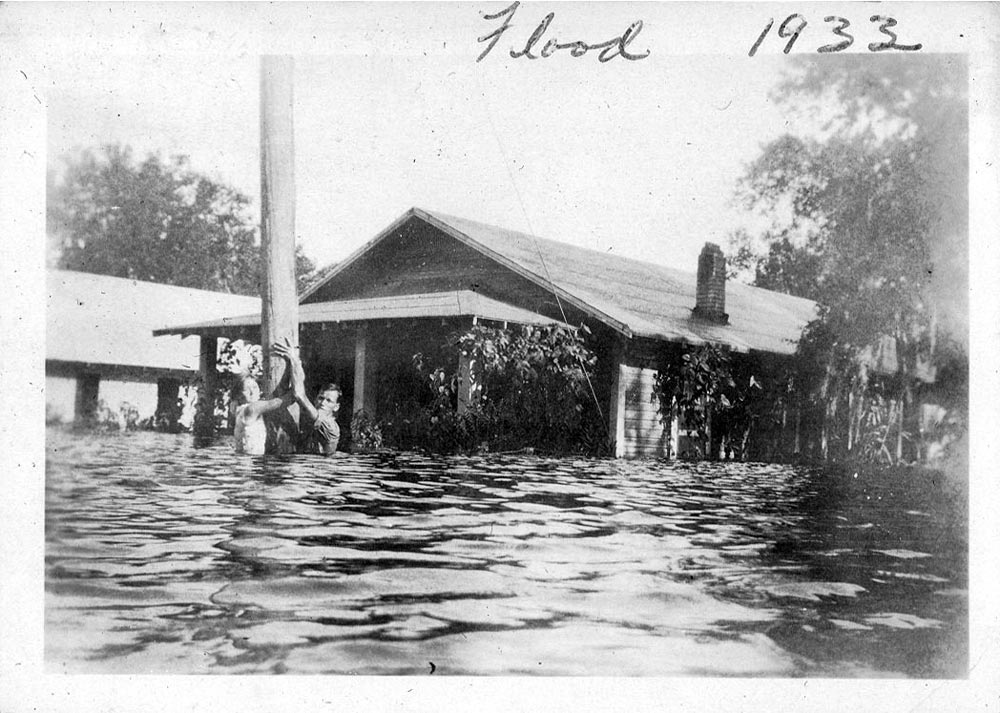 Flood in 1933