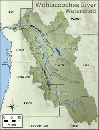 Withlacoochee River Watershed